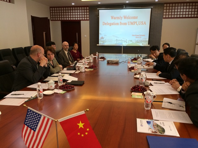 Conversations between UMPI and Siyuan underway