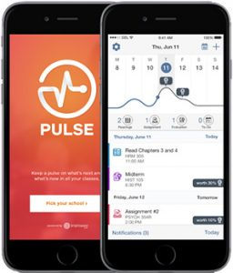 brightspace pulse mobile app